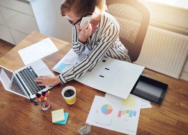 Les femmes dans l'environnement de travail