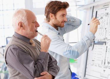 L'emploi des personnes de plus de 45 ans