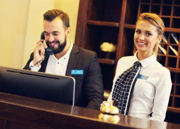 L'agent de réception – un métier qui combine de nombreux domaines?