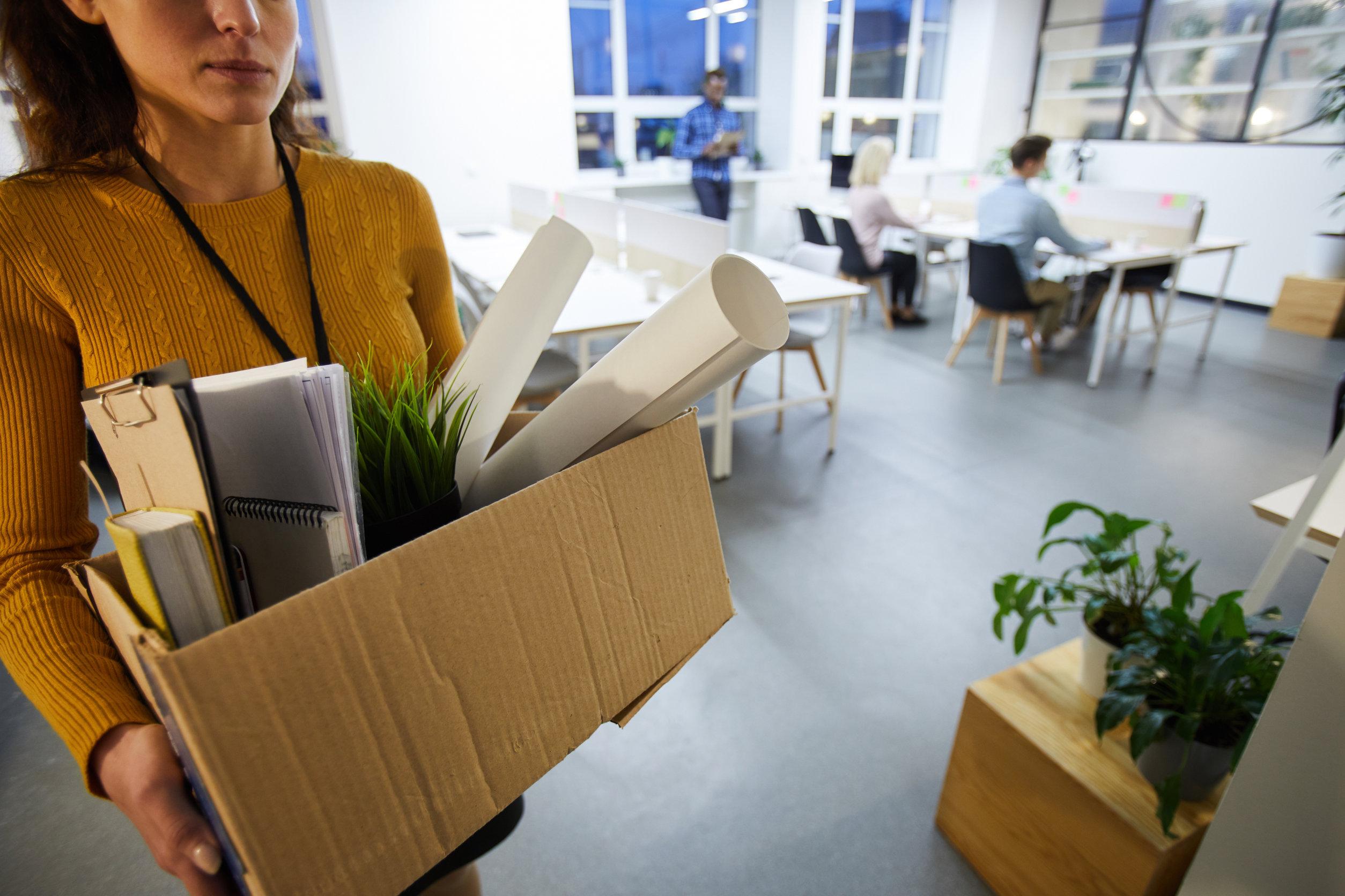 Que faire après le licenciement économique?
