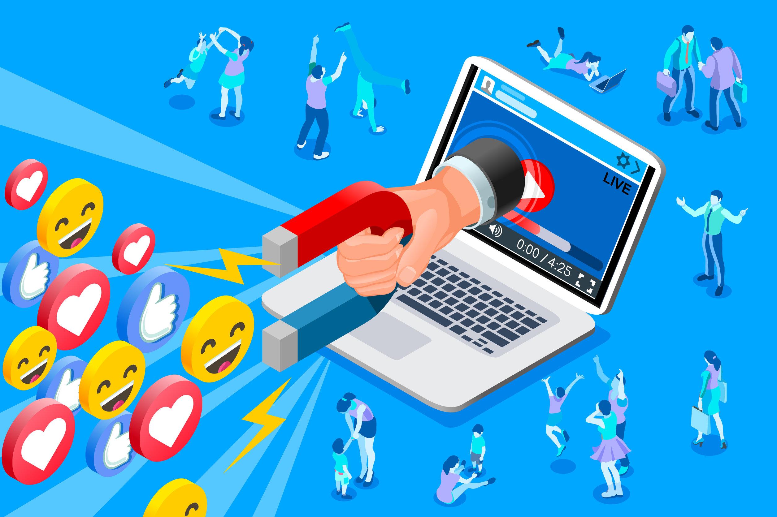 Marketing d'influence – comment promouvoir sa marque ?
