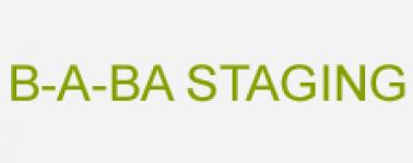 avis B-A-BA STAGING