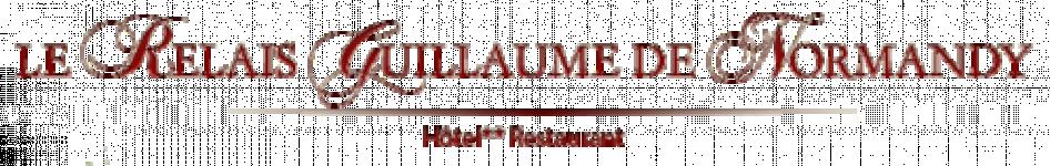 Logo LE RELAIS GUILLAUME DE NORMANDY