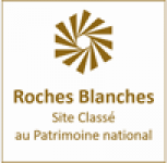 Logo ROCHES BLANCHES