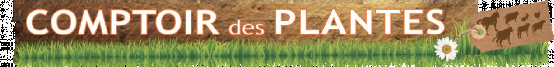 Logo COMPTOIR DES PLANTES