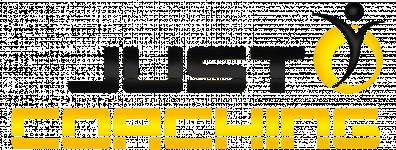 Logo JUST COACHING CORPORATE LUXURY COACHI