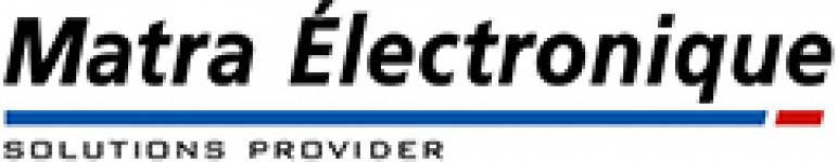 Logo MATRA ELECTRONIQUE