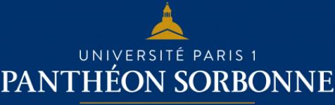 Logo UNIVERSITE PARIS 1 PANTHEON SORBONNE