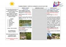 avis ASSOCIATION LE CLOS DE LA FONTAINE