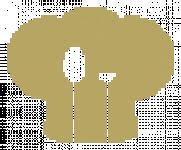 Logo crêperie sucrée salée