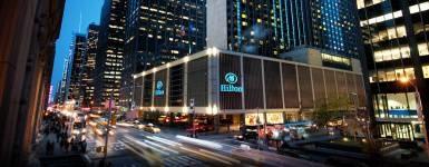 Logo Hilton Hotels & Resorts