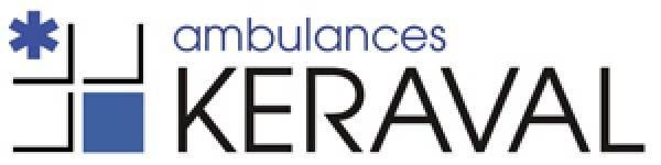 Logo AMBULANCES KERAVAL