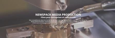 avis NEWSPACK MEDIA PRODUCTION