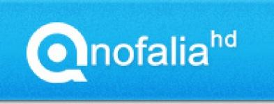 Logo NOFALIA HD