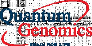 Logo QUANTUM GENOMICS