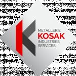 Logo METALLERIE KOSAK INDUSTRIES SERVICES