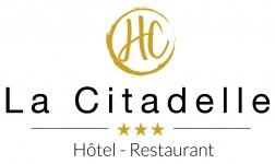 Logo HOTEL DE LA CITADELLE **
