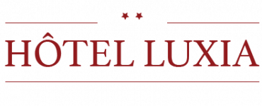 Logo HOTEL LUXIA