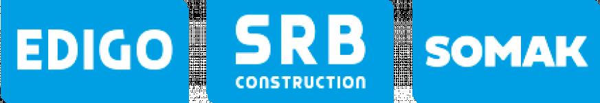 Logo SRB CONSTRUCTION