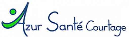 Logo AZUR SANTE COURTAGE