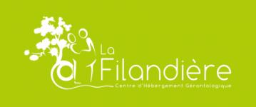 Logo EHPAD LA FILANDIERE