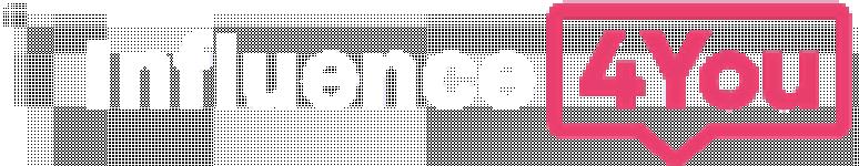 Logo INFLUENCE4YOU