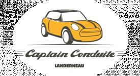 Logo CAPTAIN CONDUITE
