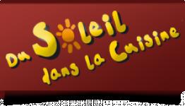 Logo DU SOLEIL DANS LA CUISINE
