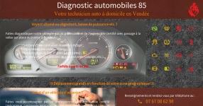 avis DIAGNOSTIC AUTOMOBILES 85