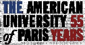 Logo THE AMERICAN UNIVERSITY OF PARIS