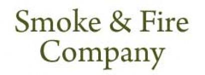 Logo SMOKE AND FIRE