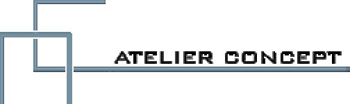 Logo SARL ATELIER