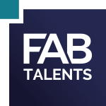 Logo CARRIERES BANCAIRES INTERIM - FAB TALENT
