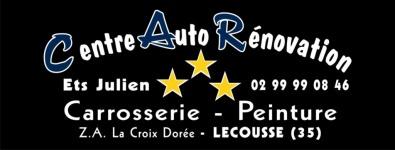Logo CENTRE AUTO RENOVATION