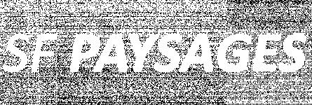 Logo SF PAYSAGE