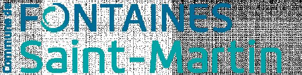 Logo LA FONTAINE SAINT MARTIN