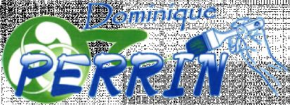 Logo DOMINIQUE PERRIN PEINTURE ET DECORATION,RAVALEMENT