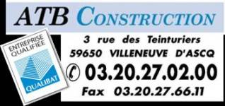 Logo ATB CONSTRUCTION