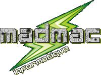 Logo MADMAC INFORMATIQUE