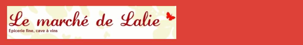 Logo LE MARCHE DE LALIE