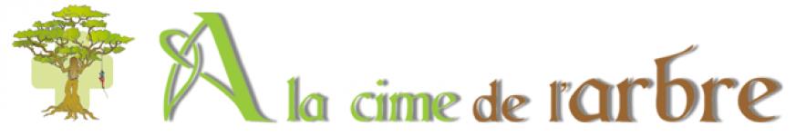 Logo A LA CIME DE L ARBRE