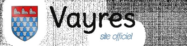 Logo VAYRES