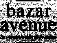 Logo BAZAR AVENUE