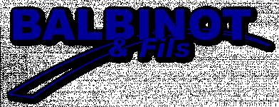 Logo BALBINOT ET FILS