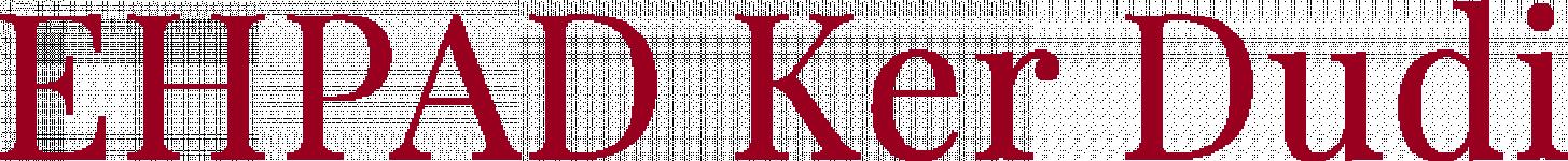 Logo EHPAD Ker Dudi