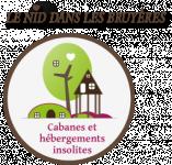Logo LE NID DANS LES BRUYERES