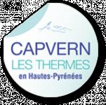Logo LES THERMES DE CAPVERN LES BAINS